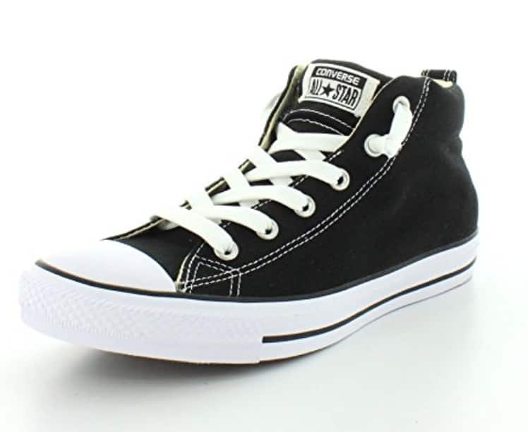 2e816fa60d0d Converse Chuck Taylor Street Canvas Mid Top Sneaker SZ 8.5 Men 10.5 Women  ONLY  29.99 after clip 50% off