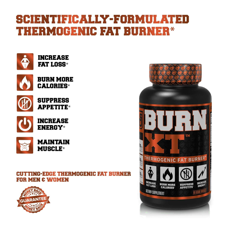 Burn-XT Thermogenic Fat Burner - Weight Loss Supplement $17.67