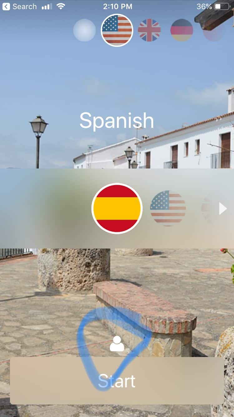 Learn Spanish (for free) Lengo app (Android & IOS), Original Price: $10.