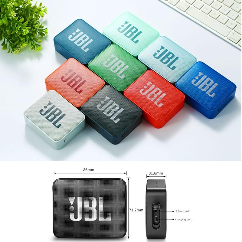 Jbl.com - Refurbished JBL GO2 portable speaker $15.99 free shipping