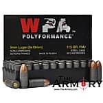 Wolf 9mm Steel Case 500 rounds $98 shipped.