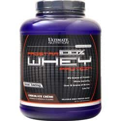 Ultimate Nutrition ProStar Whey Protein buy 1 get 1 free 2lbs, 5lbs, 10lbs $51.49