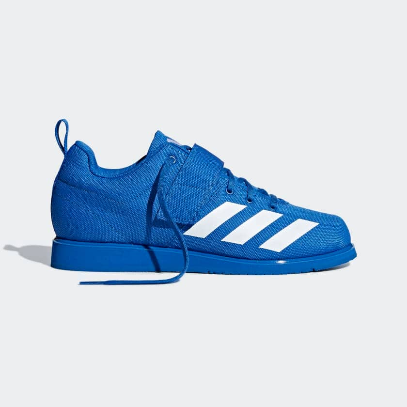 Adidas Powerlift 4 Shoes $50 shipped Blue only