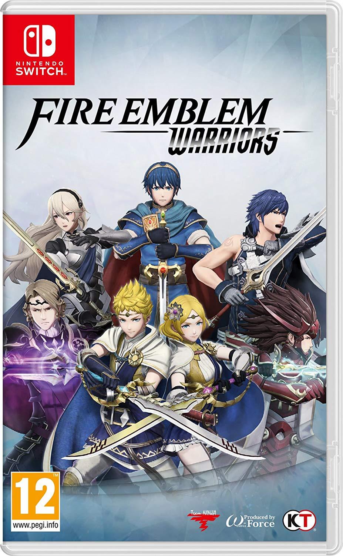 Fire Emblem Warriors (Pre-owned) $22