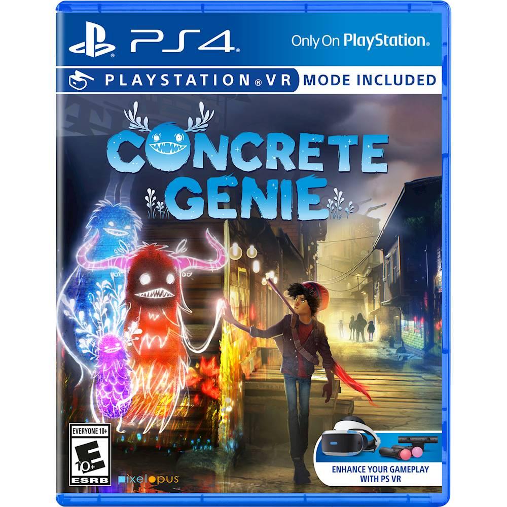 Concrete Genie $20