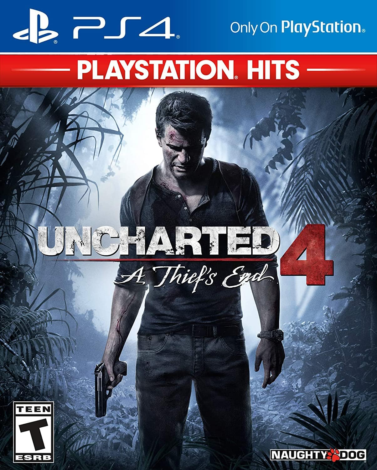 Uncharted 4: A Thief's End $10 - Amazon