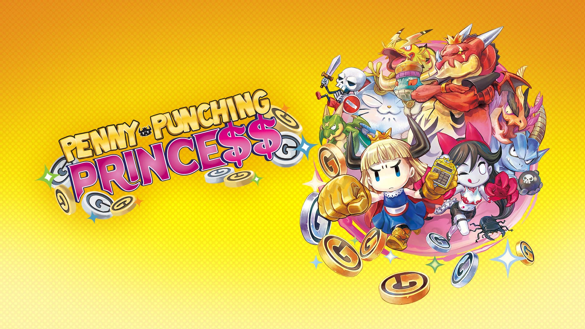 Nintendo eShop NIS America Sale - Penny-Punching Princess $16, The Lost Child $20 and more