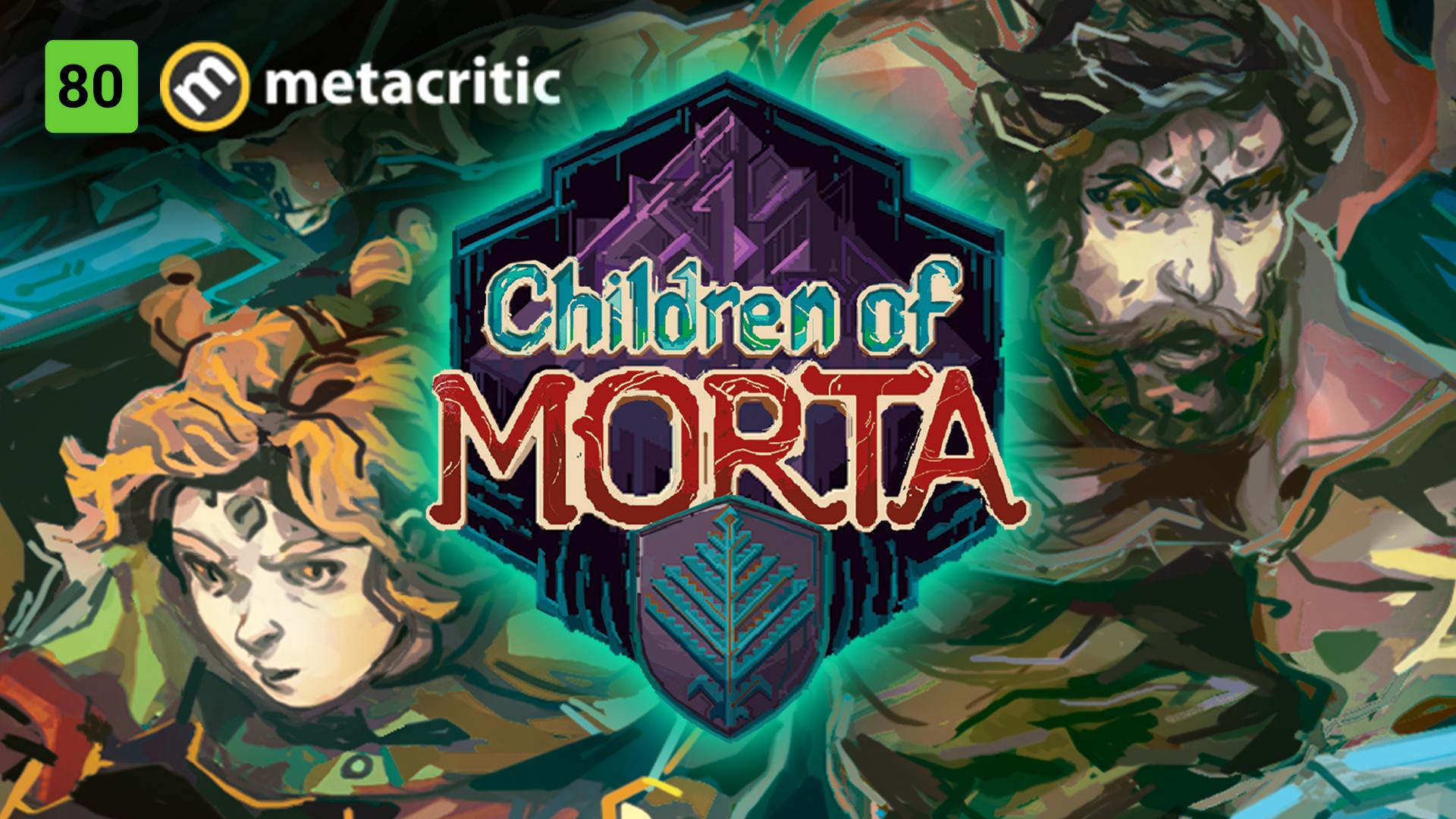 Children of Morta $14.75 on eShop