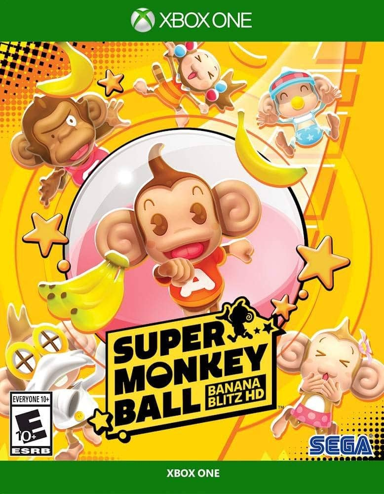 Super Monkey Ball: Banana Blitz HD (Xbox One/PS4) $20