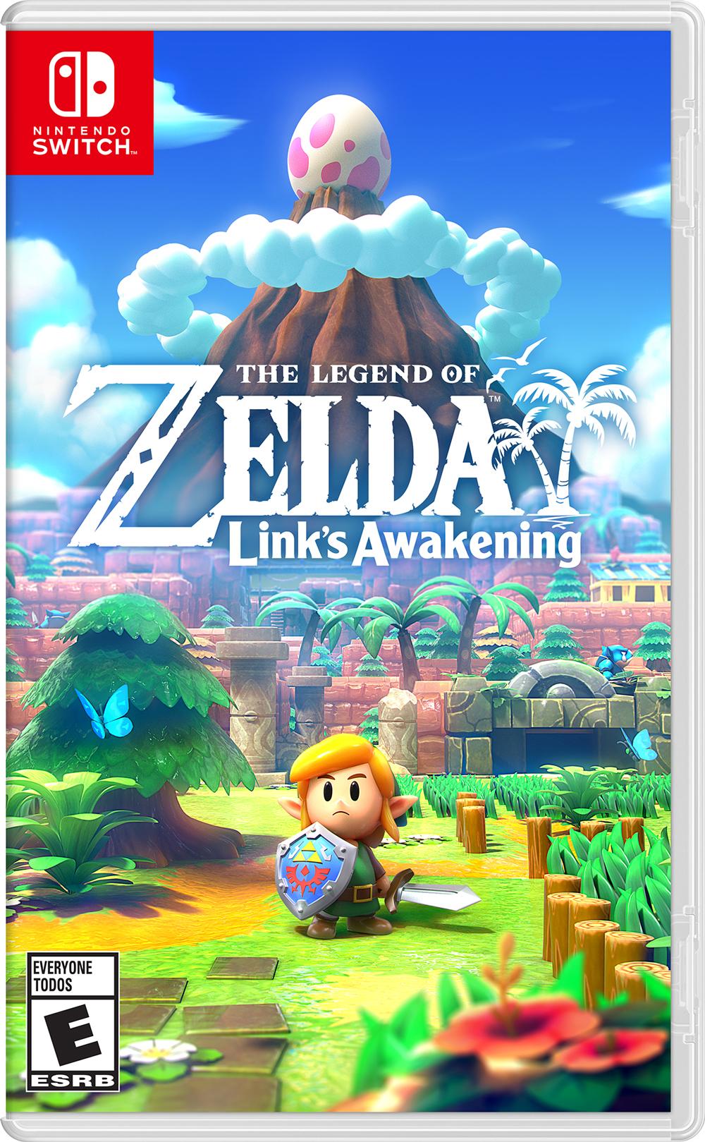 Fire Emblem: Three Houses, The Legend of Zelda: Link's Awakening $49.94 each
