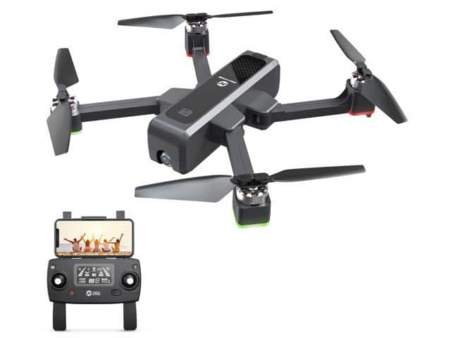 Holy Stone HS550 Foldable GPS Drone with 2K Camera $139.99 at Newegg