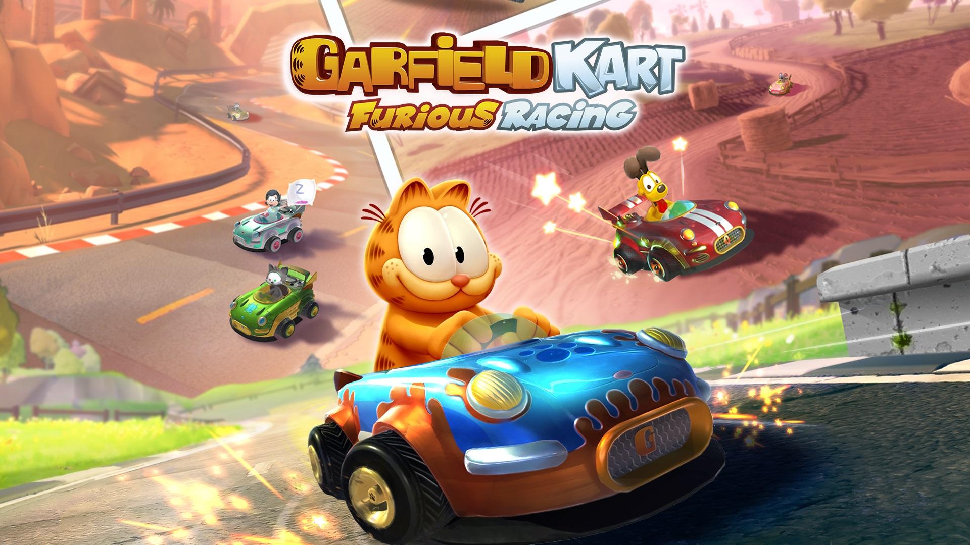 Nintendo Switch Digital Sale - Garfield Kart Furious Racing $11.99, SUPERHOT $14.99, Jamestown+ $8.99, SpeedRunners $8.99 and more