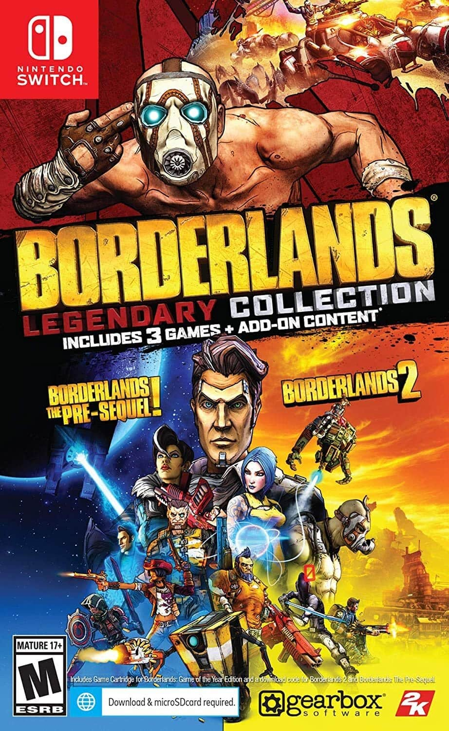 Borderlands Legendary Collection (Nintendo Switch) $29.99