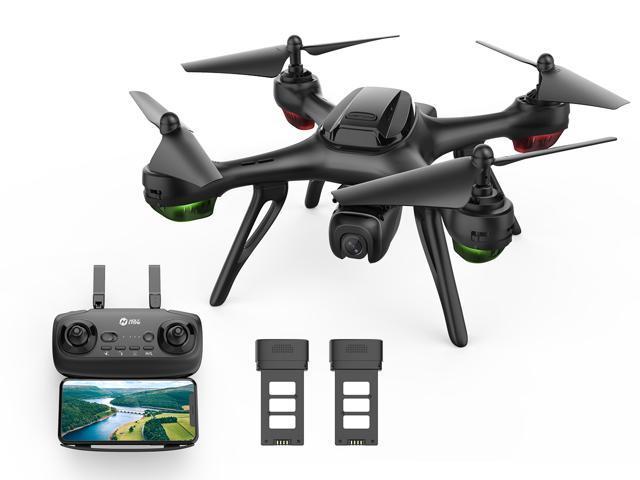 HolyStone HS130D GPS Drone w/ 2K FHD Camera + Bonus Battery $99.99