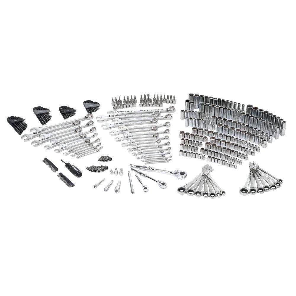 Husky Mechanics Tool Set (349-Piece) $58.03 (in Store) @ Home Depot YMMV