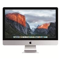 "Apple 27"" iMac with Retina 5K Display MK472LL/A (Oct. 2015) $991.99 - IN-STORE PICKUP ONLY at Microcenter"