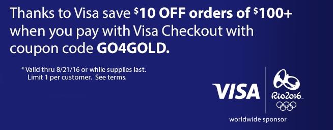 Buydig.com visa checkout $10 off $100