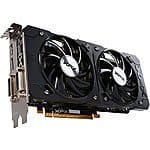 XFX Radeon R9 380 4GB 256-Bit GDDR5 Video Card - $176 + shipping after VCO, no rebate!