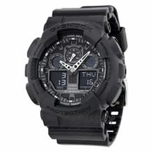 Casio Men's G-SHOCK GA 100-1A1 Military Series Watch Men's $80 shipped
