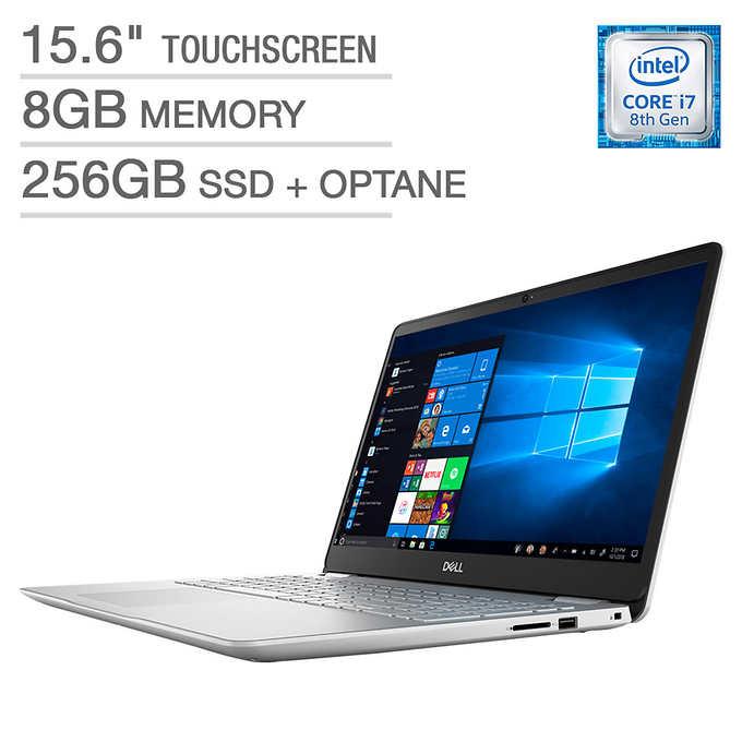 Dell Inspiron 15 5000 Series Touchscreen Laptop - Intel Core i7 - 1080p $599.99