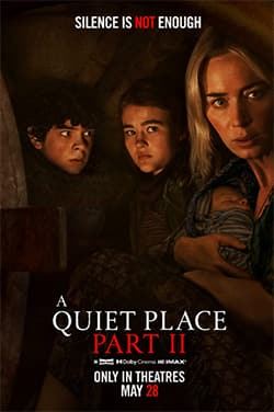 Showcase Cinemas: Buy One, Get One Free Movie Ticket for A Quiet Place Part II or Cruella (May 26 - 31)