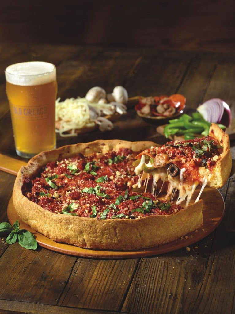 Old Chicago Pizza & Taproom: Spend $25+, Get a Free Large Pizza