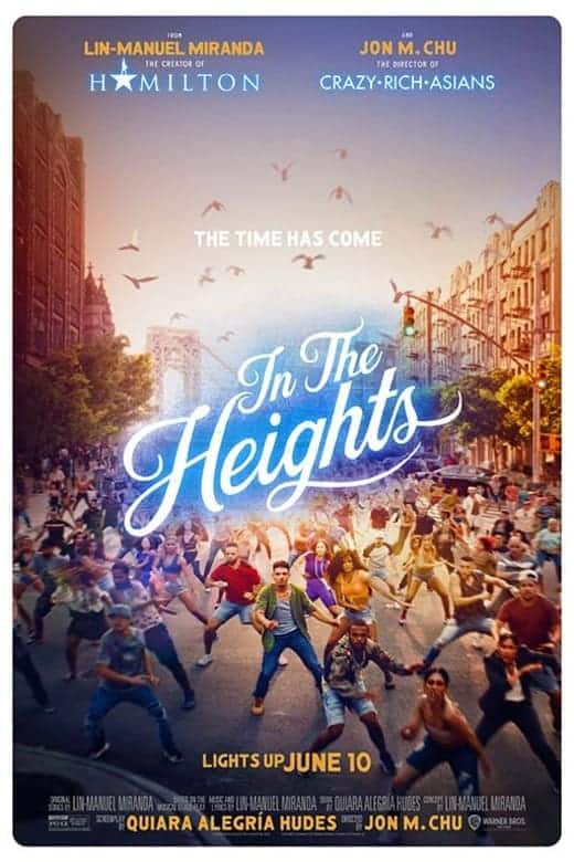 Atom Tickets: Buy 1, Get 1 Free Movie Tickets for In The Heights
