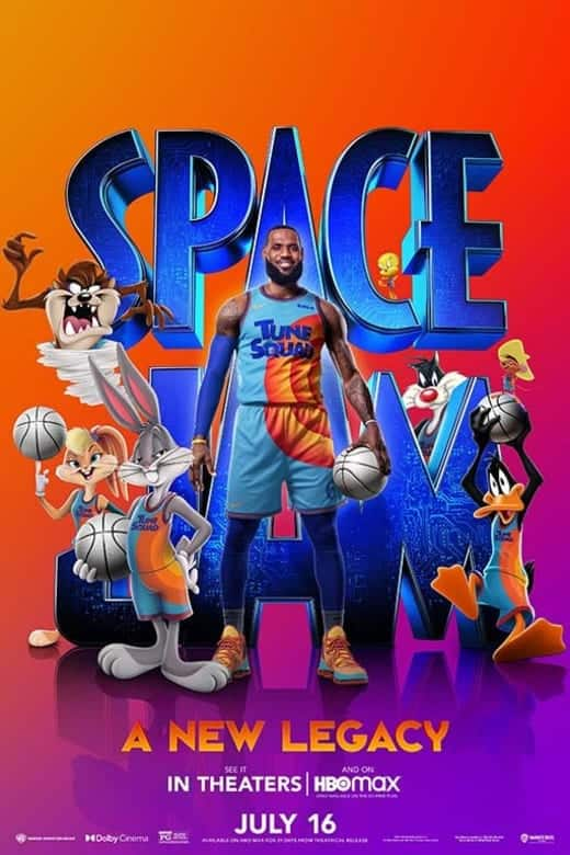 Atom Tickets: $5 off Space Jam: A New Legacy Movie Ticket (Plus Extra 25% Off w/ Amazon Pay)