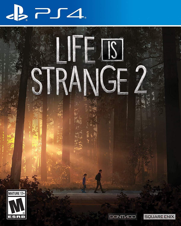 Life is Strange 2 (PS4) for $9.88