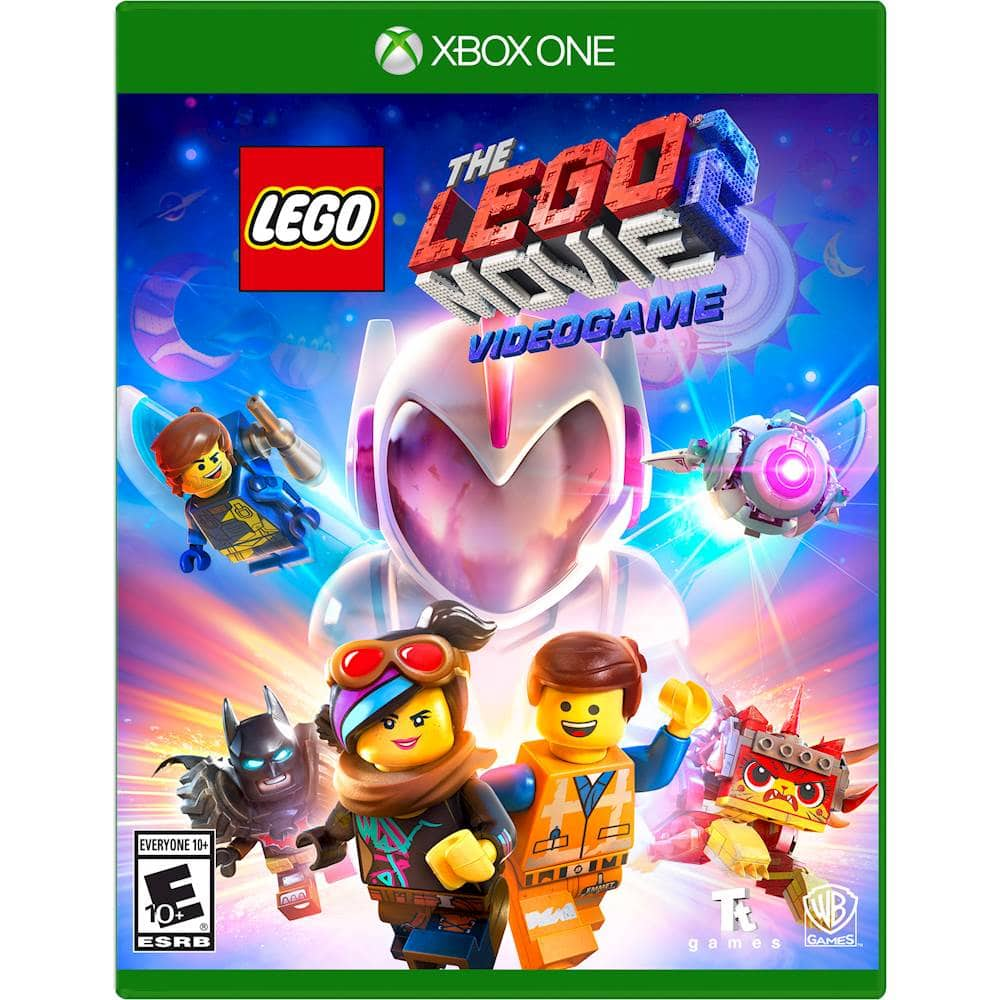 The LEGO Movie 2 Videogame (Xbox One/Series X) $5.50 + Free Curbside Pickup