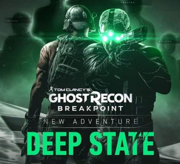 Tom Clancy's Ghost Recon Breakpoint Owners: Free Deep State Adventure PC, Xbox, PlayStation, or Stadia DLC (via in-game store)