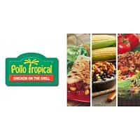 SweetJack Deal: Pollo Tropical - (10) $5 Pollo Tropical combinable gift certificates ($50 worth) for $27.16.