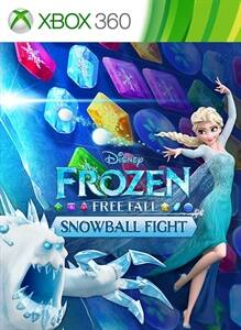 FREE Frozen Free Fall: Snowball Fight (Xbox 360 Full Game) *Xbox One, PS3, PS4, and Steam versions available too.