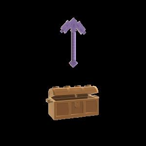 LEGO Minecraft Pickaxe Xbox Avatar Prop (Free)