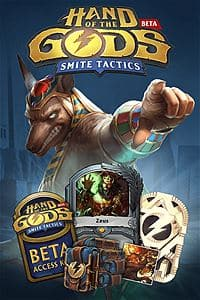 Hand of the Gods: SMITE Tactics Beta Xbox Live Gold Bundle for Free (Normally $24.99) * Ends Nov 15h