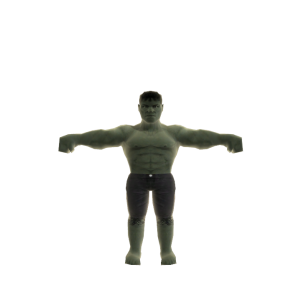 Marvel Studios Hulk Xbox Avatar Prop (Free)