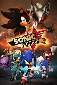 Sonic Forces Free DLC: SEGA / ATLUS PACK & EPISODE SHADOW (Xbox One, PS4, & Steam)