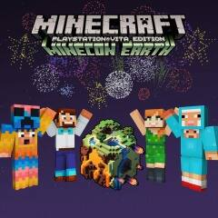 Minecraft Minecon Earth 2017 Skin Pack (Various Platforms) Free *Available for a limited time