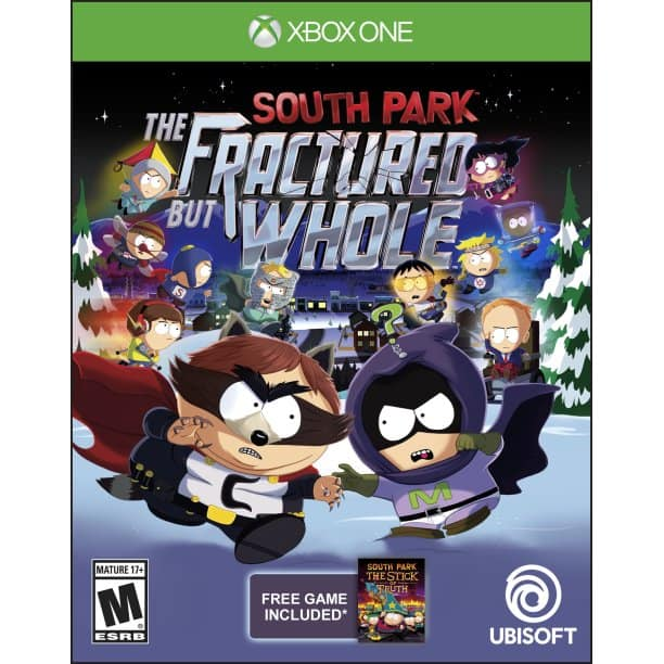 South Park: The Fractured but Whole (Xbox One or PS4) @ Walmart for $29