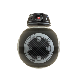 Free Star Wars: The Last Jedi BB-9E Droid Companion Xbox Avatar Prop