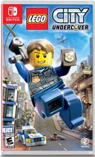 LEGO City Undercover (Xbox One, PS4, Switch) $20 @ GameStop. ToysRUs has the Nintendo Switch version for $19.99