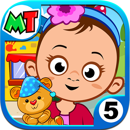 My Town : Daycare (Kids app) for Free on iOS and Android
