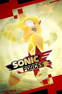 Sonic Forces Free DLC: SANIC T-SHIRTS & SUPER SONIC (Xbox One, PS4, Steam, & Nintendo Switch)