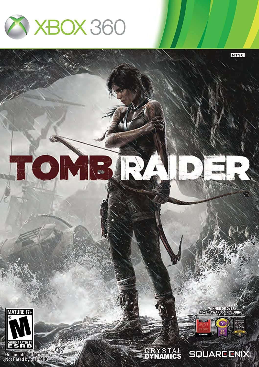 Tomb Raider (Xbox 360 Digital Code) for $1.39 @ CDKeys.com