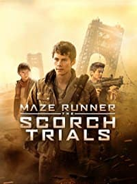 Amazon Prime Members: The Maze Runner & Maze Runner: The Scorch Trials (Digital HD) for $3.99 each