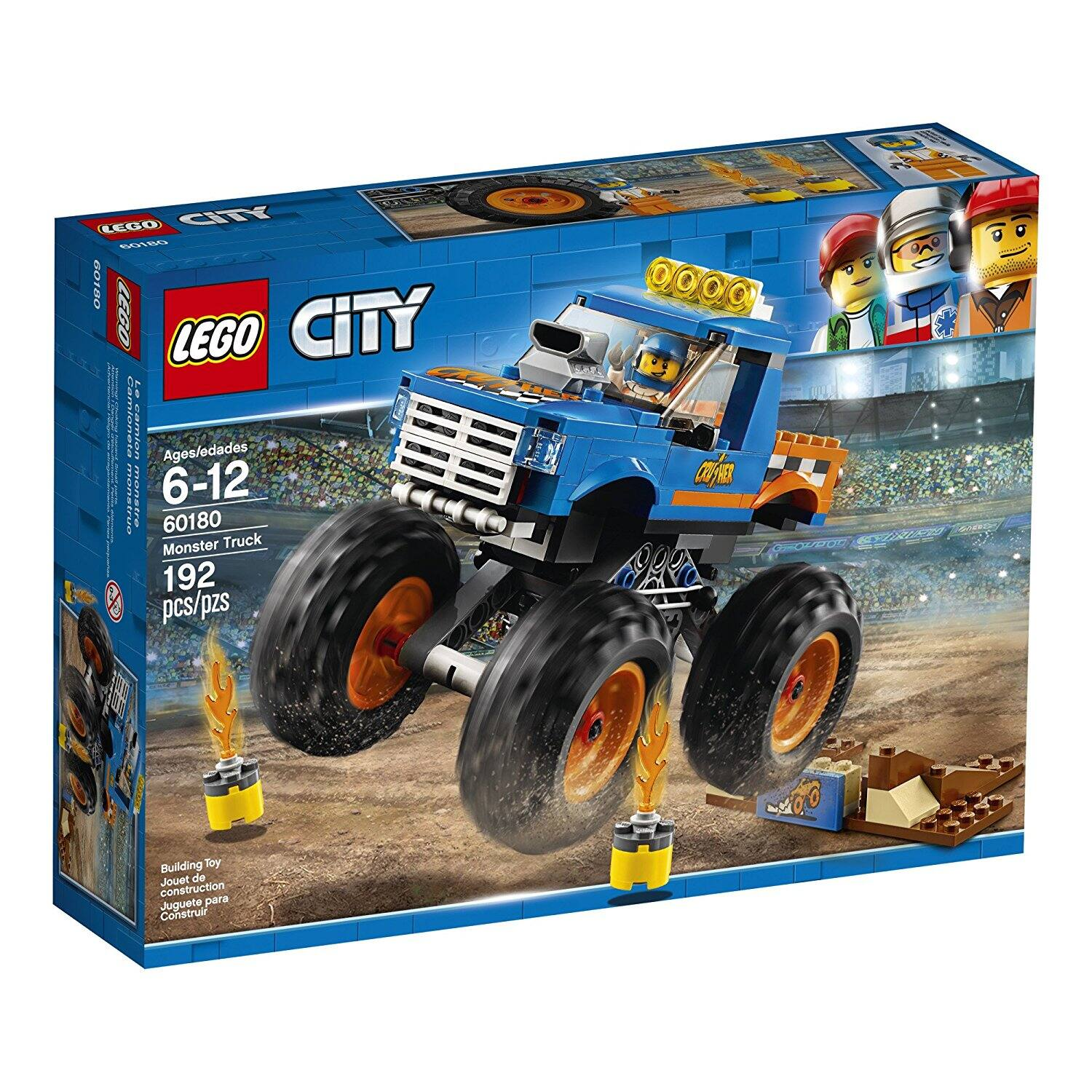 a56206ad9a LEGO City Great Vehicles Monster Truck - Slickdeals.net