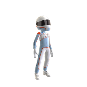 Hyundai Xbox Avatar Racing Suit for Free