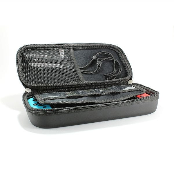 Drive Logic Nintendo Switch Carrying Case for Console & Accessories (Black) for $5.83 w/ Free Store Pickup @ Walmart
