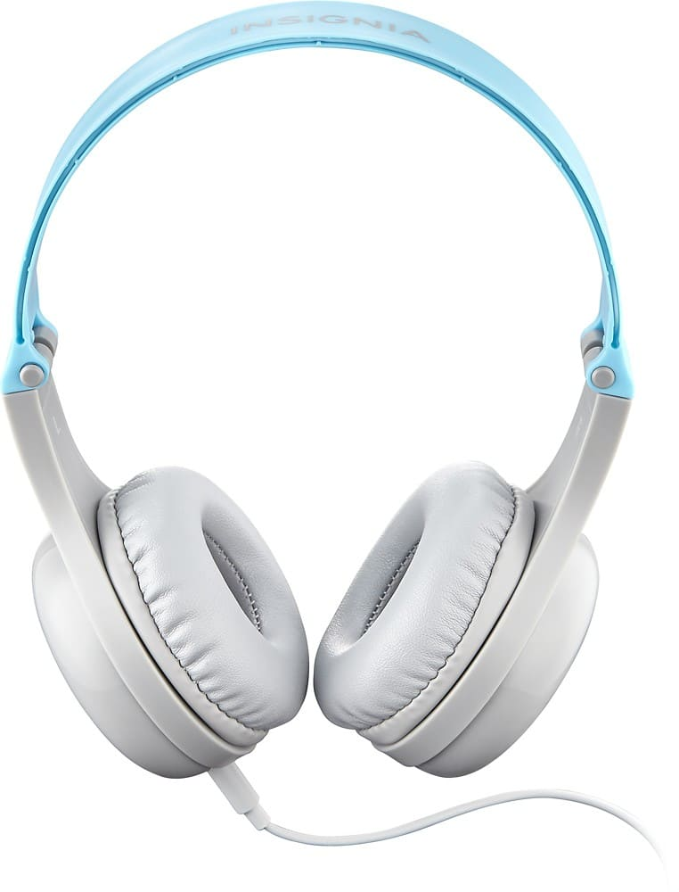 269a20aa07f Insignia Kids' Wired Headphones (Blue) - Slickdeals.net