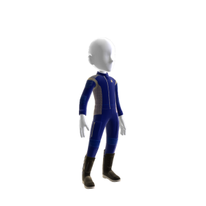 Star Trek: Discovery Captain Uniform Xbox Avatar Items for Free